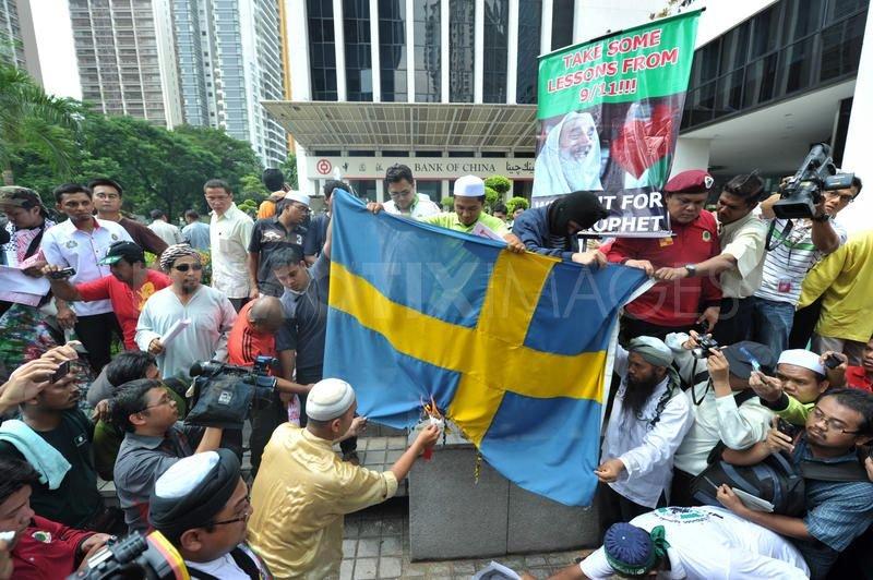 Η μεταναστευτική κρίση της Σουηδίας