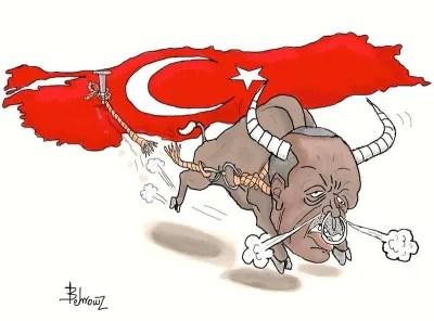 ΕΡΝΤΟΓΑΝ_ΜΑΙΝΟΜΕΝΟΣ Η τρελή πορεία της Τουρκίας προς το «δημοψήφισμα»
