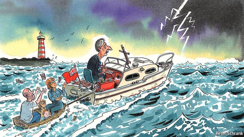 Οι πιθανές ομοιότητες Ελλάδας και Βρετανίας