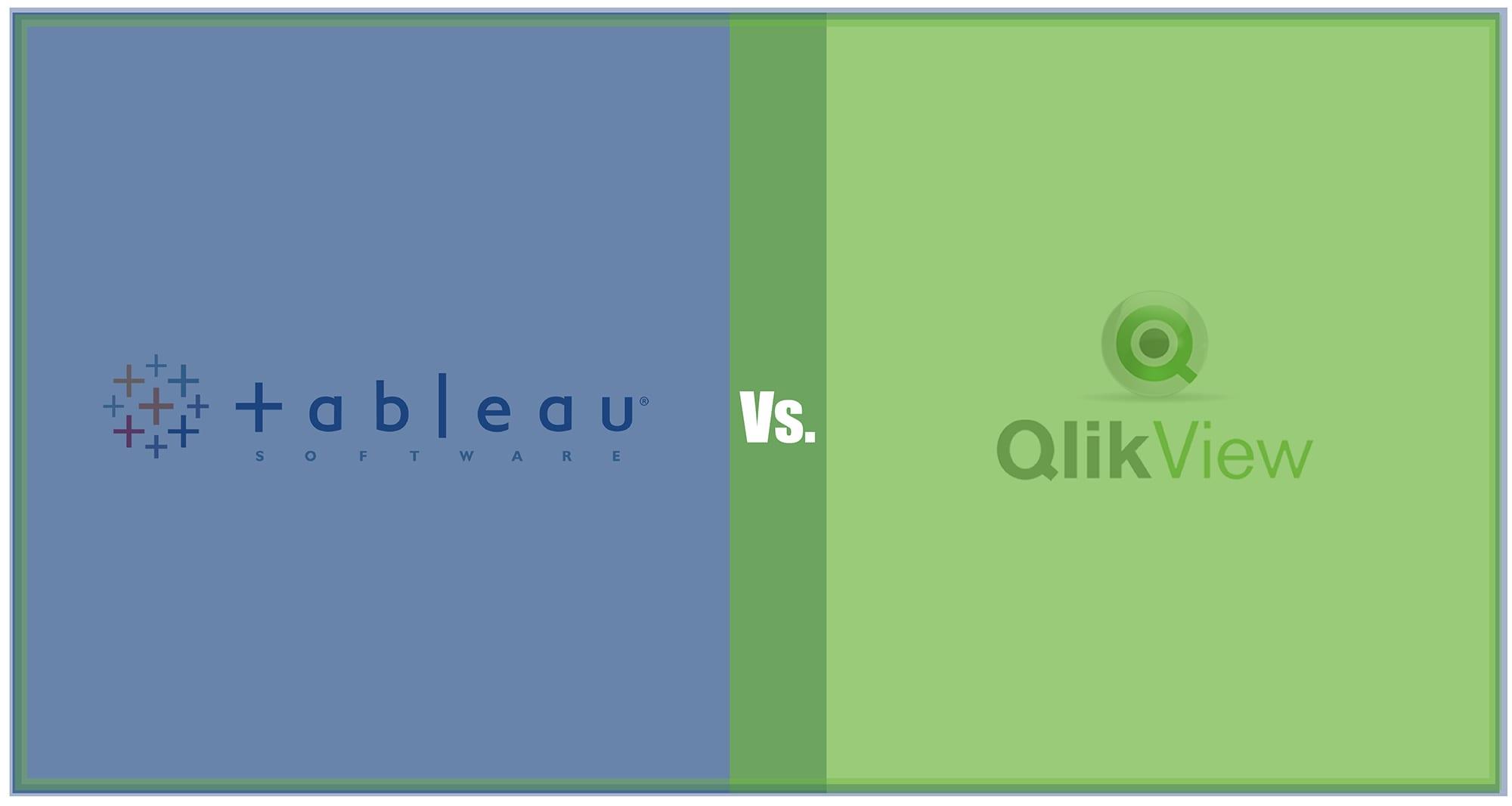 Tableau Vs Qlik Comparing Data Visualization Tools