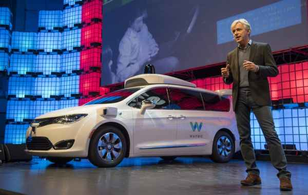 Detroit wins over Waymo for self-driving car plant