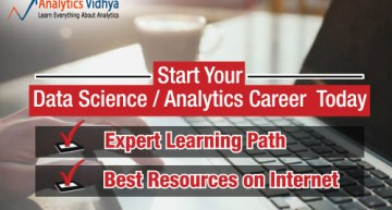Learning path & resources to start your data science (analytics) career today