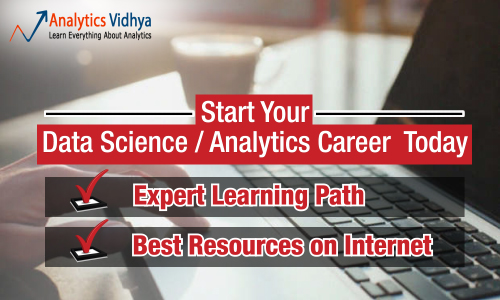 Start your analytics career today
