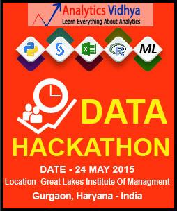 Data Hackathon, Analytics Vidhya, Gurgaon, IOT