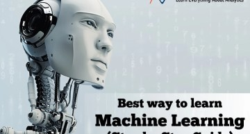 Learning Path : Best way to learn Machine Learning in 6 easy steps