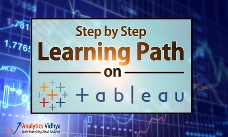 guide to learn Tableau, learning path