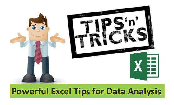 excel, data analysis