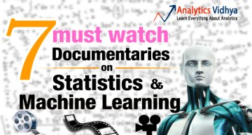 7 Must Watch Documentaries on Statistics and Machine Learning
