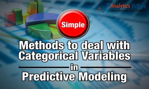 deal with categorical variables levels