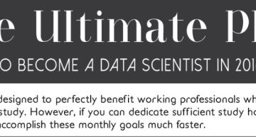The Ultimate Plan to Become a Data Scientist in 2016