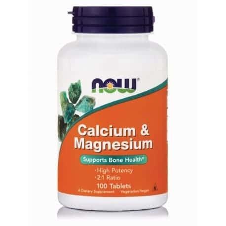 Magnesium & Calcium Tablets