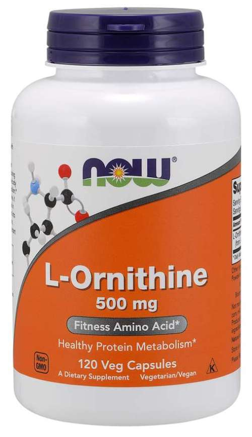 L ornithine 500mg