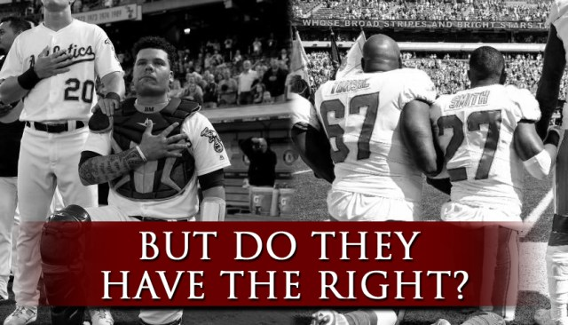 The NFL – First Amendment Debate: This One Needs Some Clarity