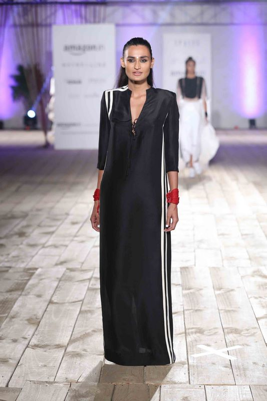 Amazon Fashion Week 2015   Anamika Khanna Spring Summer RTW collection 2016