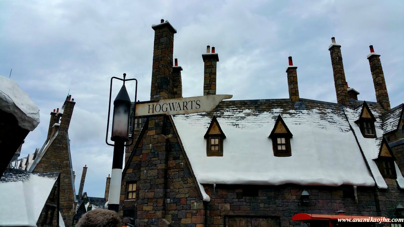 The Wizarding World of Harry Potter at Universal Orlando, Florida