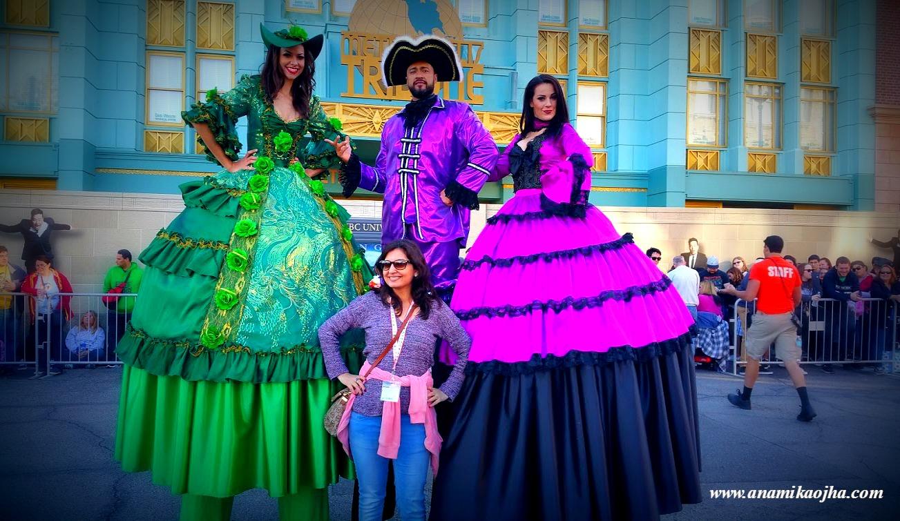 Universal's Mardi Gras 2016 - Ana's World