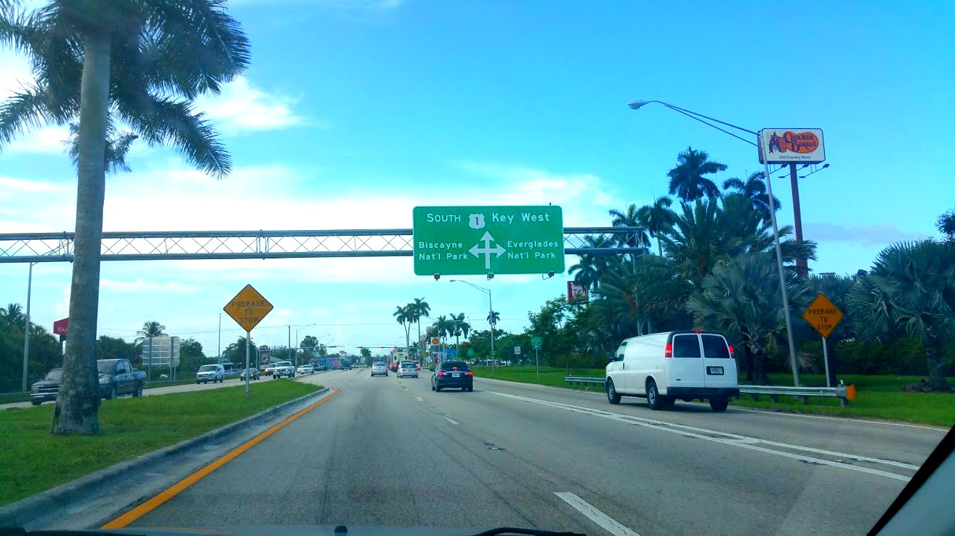 Miami To Key West : The Classic American Drive