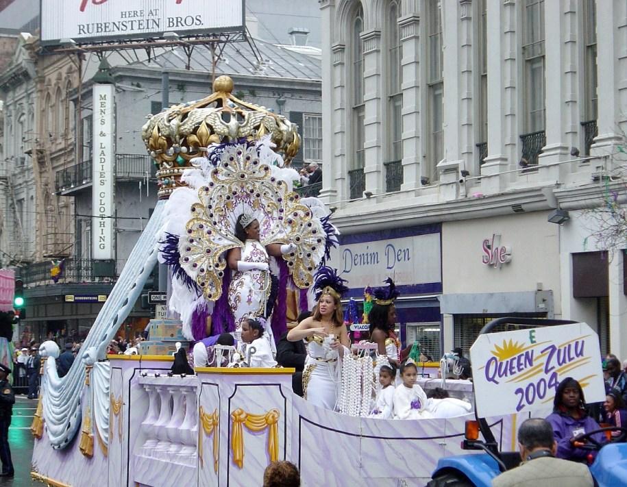 Mardi Gras World, New Orleans   Behind The Scenes