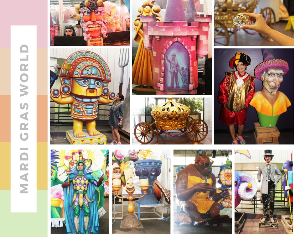 Mardi Gras World, New Orleans | Behind The Scenes
