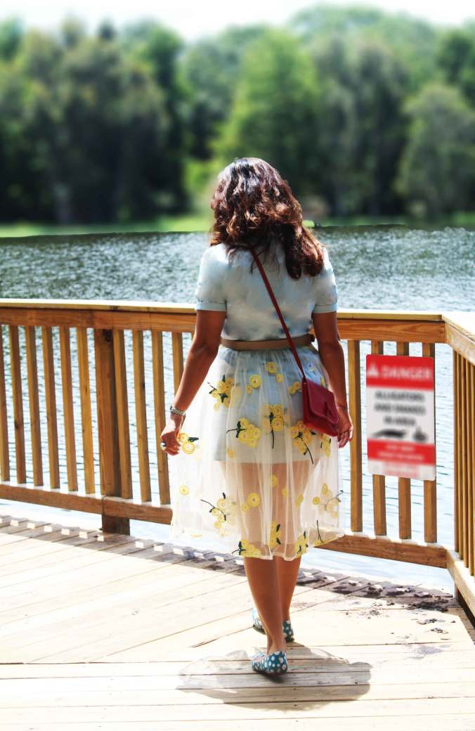 Trending Fashion With VIPshop | A Dress Review