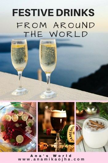 Festive Drinks from Around the World