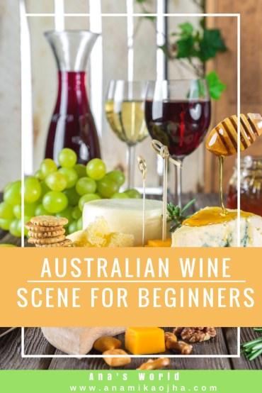 Australian Wine Scene for Beginners