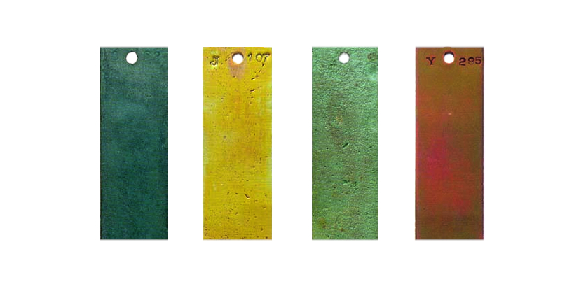 Patinas : Oxidations / 2-day workshop with Angelica Komis /June, 8 & 9 2019