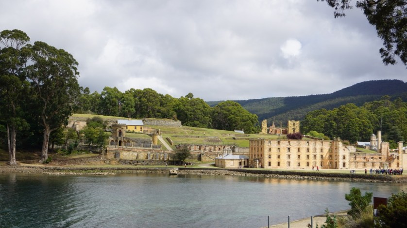Port Arthur - the famous penal colony where the English first sent their convicts