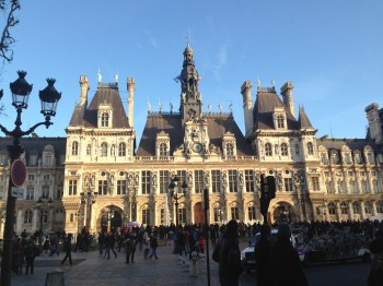 """""""Hôtel de Ville"""""""