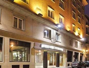 Maisonnave_Hotel_Pamplona_Spain_Pamplona
