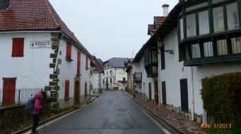 Um dos povoados, após Roncesvales: Burguette!