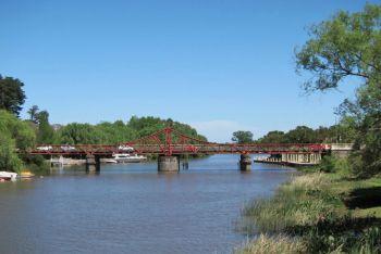 Ponte Giratória (fonte)