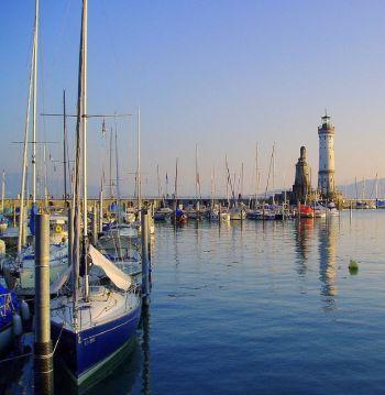 Porto de Lindau (fonte)