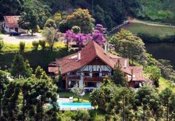 Hotel Rosa dos Ventos Teresópolis - fonte)