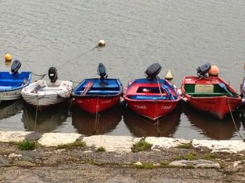 San Vicente e seus barquinhos...