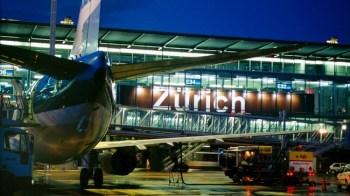 Aeroporto de Zurique (fonte myswitzerland.com)
