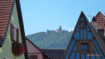 """O Castelo """"lá em cima"""""""