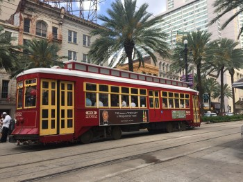 O Street Car (bondinho ou trolley)