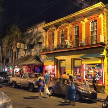 Na Frenchmen Street