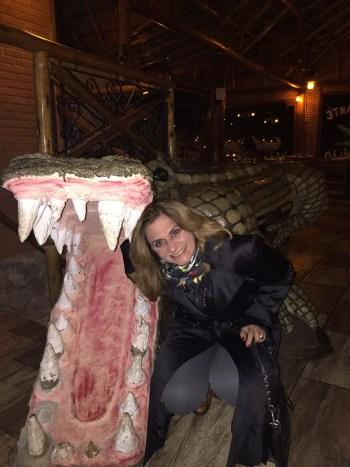 No Krokodillo (rodízio de fondue)