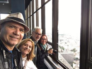 E nós 4 na Torre