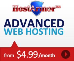 HostArmor Review