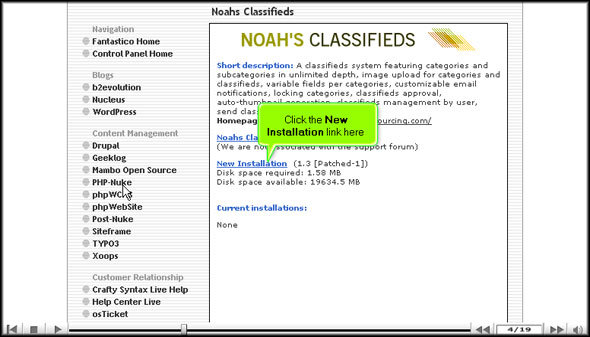 Noahs Classifieds