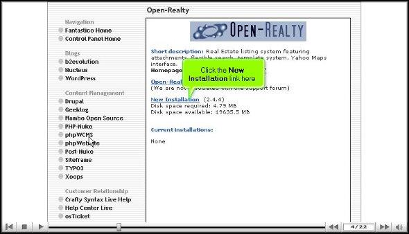 Open Realty