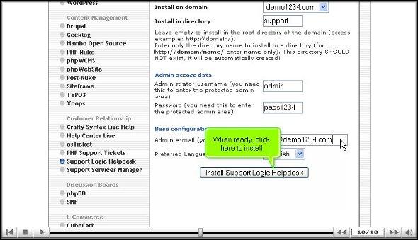 support logic helpdesk