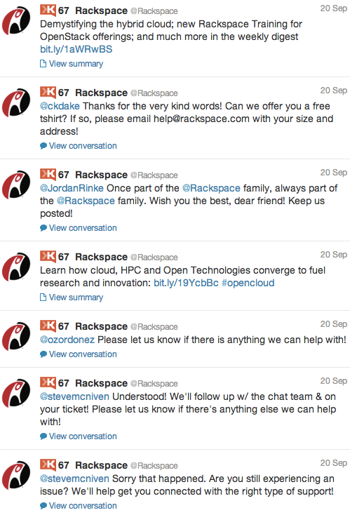 web-hosting-support-on-twitter-rackspace