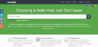 Search Web Hosting
