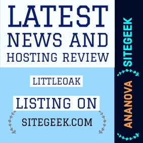 Latest News And Web Hosting Review LittleOak