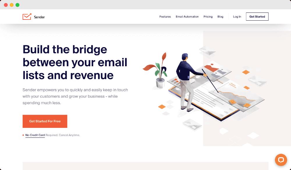 Sender.net - Best and Cheapest Email Marketing Platform