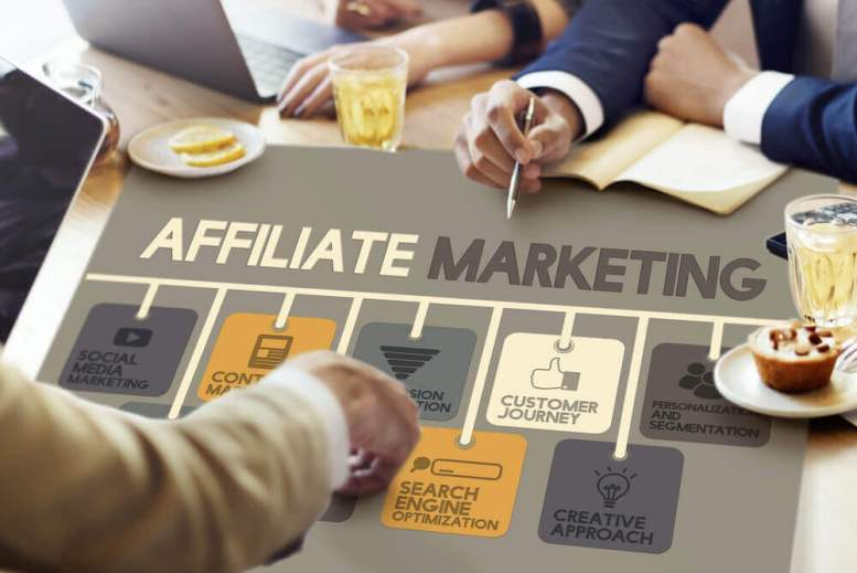 Affiliate Marketing - Best Way to generate a passive Income and make money online in india